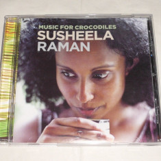 Vand cd SUSHEELA RAMAN-Music for crocodiles - Muzica Pop virgin records