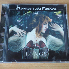 Florence + The Machine - Lungs CD