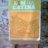 Maria Capoianu - Limba latina manual pentru clasa a XII a - Manual scolar, Clasa 12, Alte materii