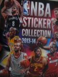 PANINI - NBA colectie stikere 2013 / 2014 (revista + 10 stikere)