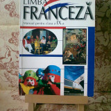 Steluta Coculescu - Limba franceza manual pentru clasa a IX a
