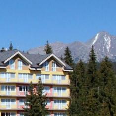 Golem Apartmanok-Magas-Tátra Tatranska Strba, - 3 nopți pentru 2 persoane și în weekend - Sejur - Turism Extern