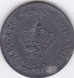 Moneda Romania (regat) 20 Lei 1944 - KM#62 XF+