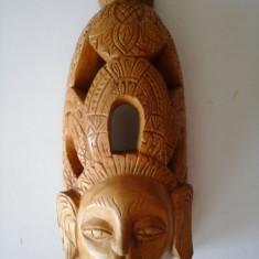 Masca de lemn (america de sud) - Masca carnaval
