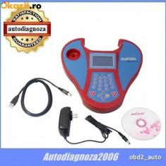 ZedBull programator chei - mini Zed Bull key - Multimarca de chei auto - Programator Chei Auto