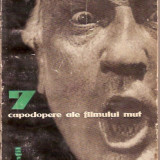 7 CAPODOPERE ALE FILMULUI MUT / T. CARAMFIL - 12b - Carte de aventura