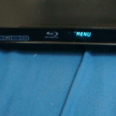 Samsung BD-P1650 (BLUE RAY PLAYER YOUTUBE USB) - Blu-ray player Samsung, 5.1 output: 1, HDMI: 1, LAN: 1, USB: 1