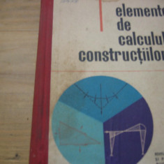 Ifrim-elemente de calculul constructiilor