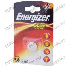 Baterie CR2032, litiu, 3V, Energizer-050151