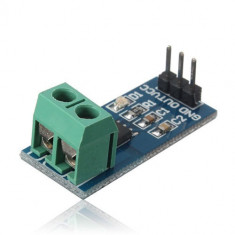 Senzor de curent 20A ACS712 Arduino / PIC / AVR / ARM / STM32