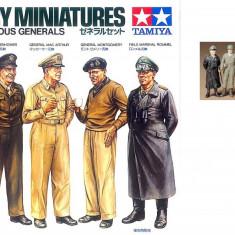 + Macheta 1/35 Tamiya 35118 - Famous Generals +