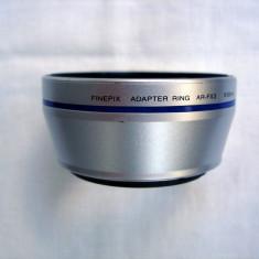 Inel adaptor Fuji pentru compactele fuji digitale Finepix - Inel adaptor obiectiv foto fujifilm