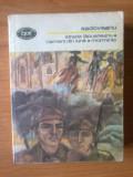 J Sadoveanu - Strada Lapusneanu / Oameni din luna / Morminte, Alta editura, 1978