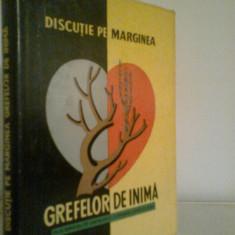 Discutie... grefelor de inima -BRINZEU -GAVRILESCU -FRANKEL-GORO -LEVIN (1969) - Carte Cardiologie