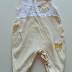 Compleu, pijama pentru copii, marimea 12 luni, pentru 1 an, unisex, bumbac flausat, Culoare: Din imagine