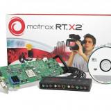 Vand placa de captura - editare video si audio Matrox RT.X2