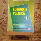 Constantin Enache - Economie politica 2 - Carte Economie Politica