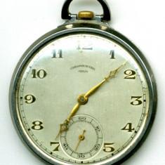 CEAS ORIGINAL ELVETIAN ARVA (GENEVE) CHRONOMETRE 45 MM EXTRAPLAT FUNCTIONAL DEOSEBIT