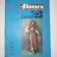 ALMANAH FLACARA – 1985