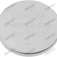 Baterie CR2032, litiu, 3V, Renata - 050157