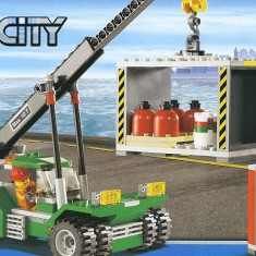LEGO 7992 Container Stacker