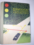 Normele legale privind circulatia pe drumurile publice – Ed. Stiintifica 1963, Alta editura