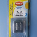 Acumulator Hahnel Irlanda NP-BN1pentru Sony, nou, sigilat