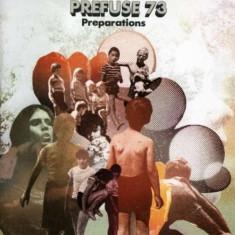 Prefuse 73 - Preparations ( 2 CD ) - Muzica House