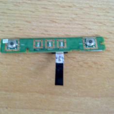 Modul butoane si leduri Hp DV6 - Cabluri si conectori laptop Compaq, Altul