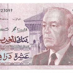 MAROC 10 dirhams 1987 XF