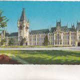 Bnk cp Iasi - Palatul Culturii - circulata - Carti Postale Romania dupa 1918