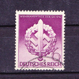Timbre GERMANIA REICH 1942/* 818 = SPORT ST.