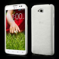 Carcasa LG G PRO LITE DUAL, TPU, Transparent - Husa Telefon