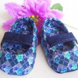 Papucei bebe handmade - Papuci copii