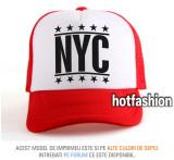SAPCA, SEPCI TRUCKER, cu plasa, snapback - NEW YORK CITY - e x c l u s i v !, Marime universala, Din imagine