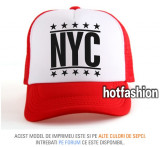 SAPCA, SEPCI TRUCKER, cu plasa, snapback - NEW YORK CITY - e x c l u s i v !