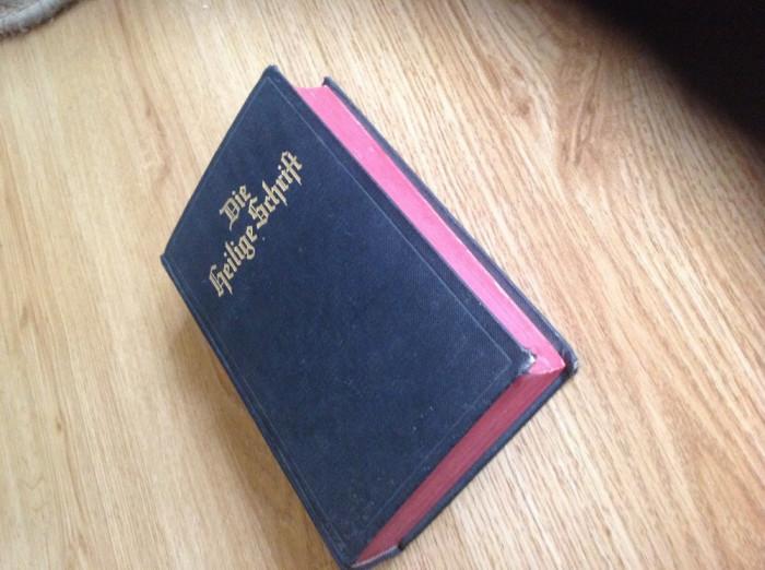 Biblie 1935 Stuttard traducere Martin Luther