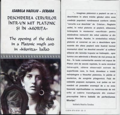 Isabela Vasiliu-Scraba, Deschiderea cerurilor foto