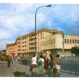 8029 - Dambovita, PUCIOASA, Complex Aurora - postcard stationery - unused - 1987, Necirculata, Printata