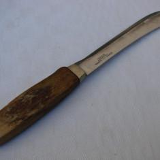 Cutit ptr. bucatarie din otel suedez MORAKNIV - Briceag/Cutit vanatoare Mora Of Sweden, Cutit tactic