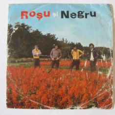 VINIL SINGLE ROSU SI NEGRU - Muzica Rock electrecord