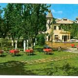 8032 - Dambovita, PUCIOASA, Motel Zarafoaia - postcard stationery - unused  1980, Necirculata, Printata