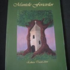 CRISTIAN TIBERIU POPESCU - MUNTELE FERICIRILOR - Carte poezie