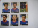 PANINI - EURO 2008 / Croatia (6 stikere)