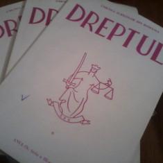 Revista Dreptul numere diverse, Alta editura