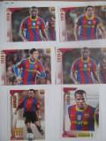 PANINI - FC BARCELONA 2011 (6 stikere)
