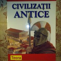 Civilizatii antice - Enciclopedie