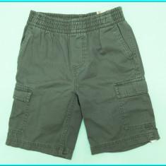 NOI _ Pantaloni scurti frumosi, bumbac doc, ARIZONA _ baieti | 5 - 6 ani | 116, Marime: Alta, Culoare: Khaki