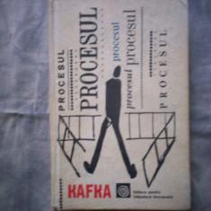 PROCESUL KAFKA FRANZ C10493 - Roman, Anul publicarii: 1965