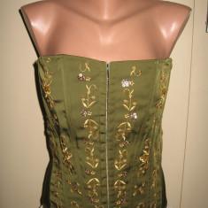 Top/ corset Premier de Toi Mar 38/ 40 - Top dama, Culoare: Din imagine, Universala, Fara maneca